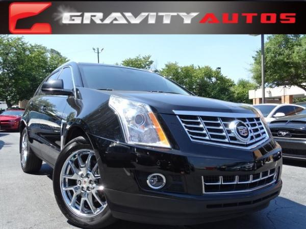 Used 2014 Cadillac SRX Premium Collection for sale Sold at Gravity Autos in Roswell GA 30076 1