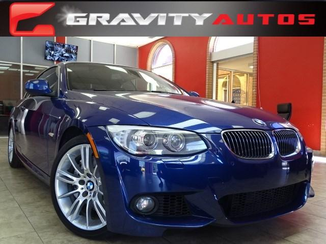 Used 2013 BMW 3 Series 335i for sale Sold at Gravity Autos in Roswell GA 30076 1