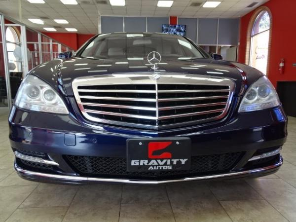 Used 2013 Mercedes-Benz S-Class S550 for sale Sold at Gravity Autos in Roswell GA 30076 2