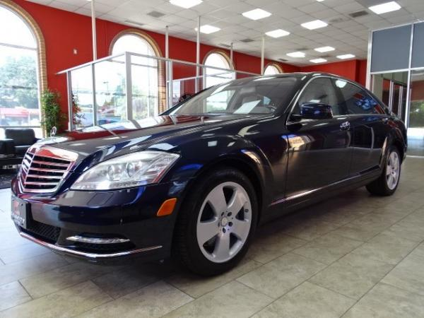Used 2013 Mercedes-Benz S-Class S550 for sale Sold at Gravity Autos in Roswell GA 30076 3