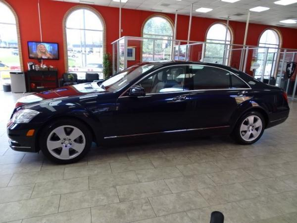 Used 2013 Mercedes-Benz S-Class S550 for sale Sold at Gravity Autos in Roswell GA 30076 4
