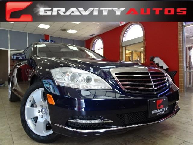 Used 2013 Mercedes-Benz S-Class S550 for sale Sold at Gravity Autos in Roswell GA 30076 1