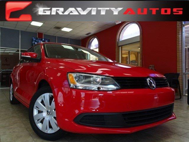 Used 2012 Volkswagen Jetta Sedan SE PZEV for sale Sold at Gravity Autos in Roswell GA 30076 1