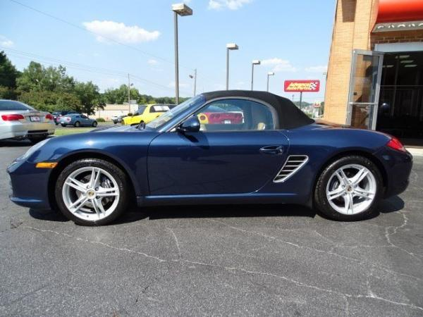 Used 2011 Porsche Boxster for sale Sold at Gravity Autos in Roswell GA 30076 3