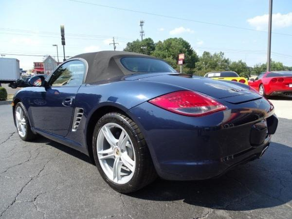 Used 2011 Porsche Boxster for sale Sold at Gravity Autos in Roswell GA 30076 4