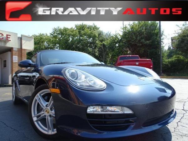 Used 2011 Porsche Boxster for sale Sold at Gravity Autos in Roswell GA 30076 1