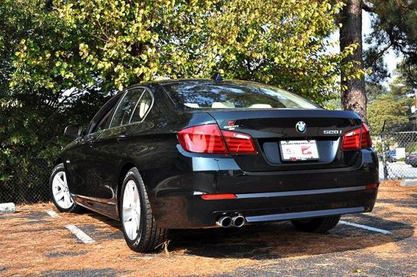 Used 2012 BMW 5 Series 528i for sale Sold at Gravity Autos in Roswell GA 30076 4