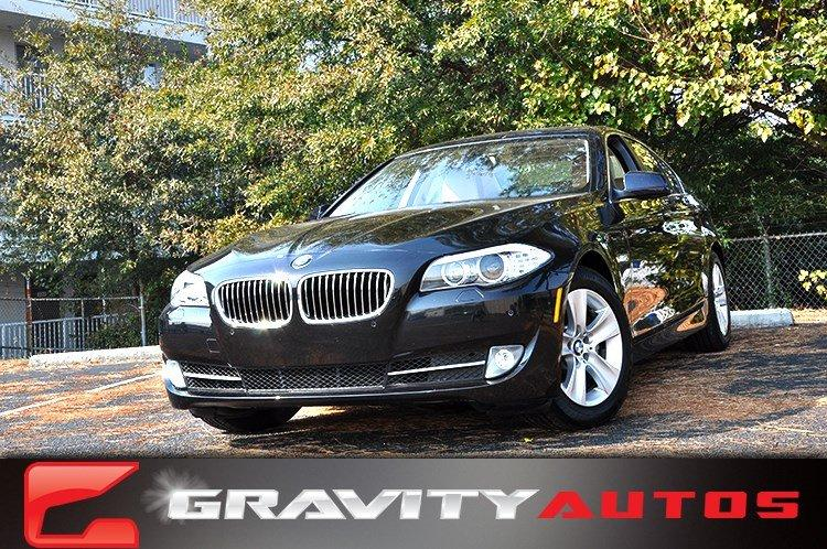 Used 2012 BMW 5 Series 528i for sale Sold at Gravity Autos in Roswell GA 30076 1