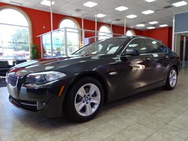 Used 2013 BMW 5 Series 528i xDrive for sale Sold at Gravity Autos in Roswell GA 30076 3