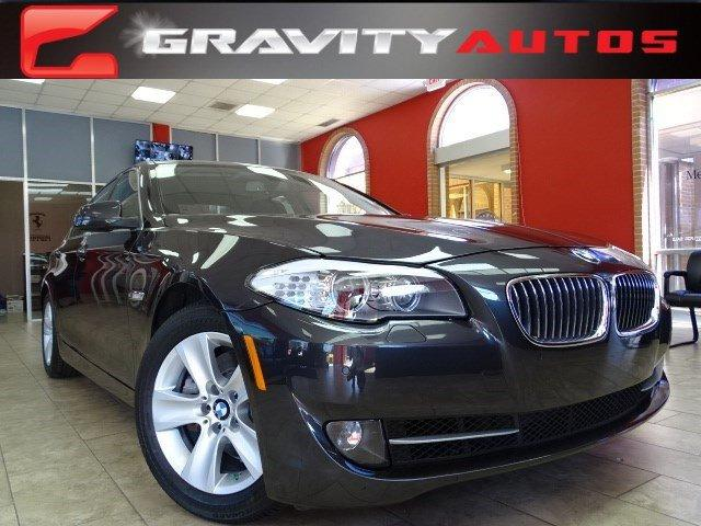 Used 2013 BMW 5 Series 528i xDrive for sale Sold at Gravity Autos in Roswell GA 30076 1