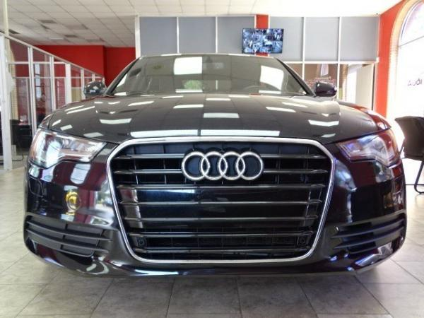 Used 2014 Audi A6 3.0T Premium Plus for sale Sold at Gravity Autos in Roswell GA 30076 2