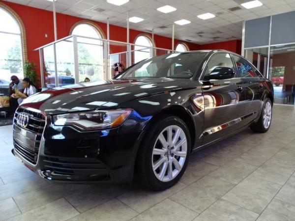 Used 2014 Audi A6 3.0T Premium Plus for sale Sold at Gravity Autos in Roswell GA 30076 3