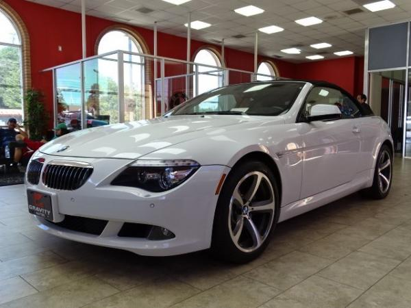 Used 2010 BMW 6 Series 650i for sale Sold at Gravity Autos in Roswell GA 30076 3