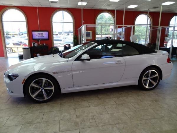 Used 2010 BMW 6 Series 650i for sale Sold at Gravity Autos in Roswell GA 30076 4