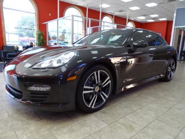Used 2012 Porsche Panamera for sale Sold at Gravity Autos in Roswell GA 30076 3