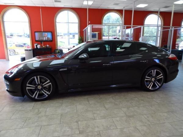 Used 2012 Porsche Panamera for sale Sold at Gravity Autos in Roswell GA 30076 4