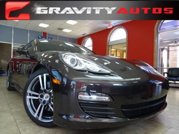 Used 2012 Porsche Panamera for sale Sold at Gravity Autos in Roswell GA 30076 1