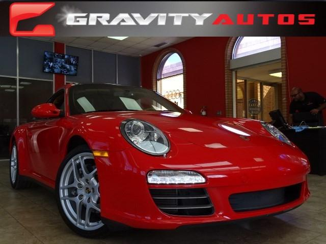 Used 2009 Porsche 911 4 for sale Sold at Gravity Autos in Roswell GA 30076 1