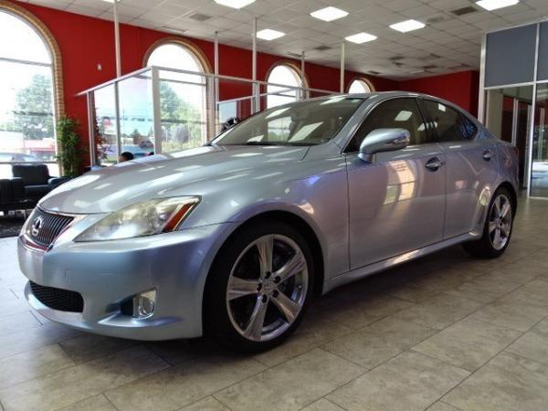 Used 2010 Lexus IS 250 for sale Sold at Gravity Autos in Roswell GA 30076 3