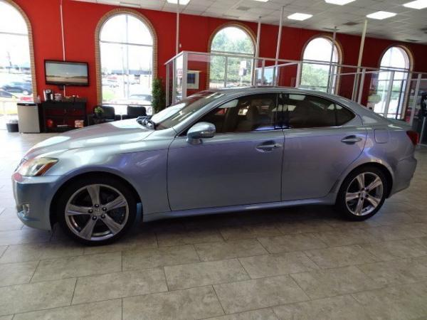 Used 2010 Lexus IS 250 for sale Sold at Gravity Autos in Roswell GA 30076 4