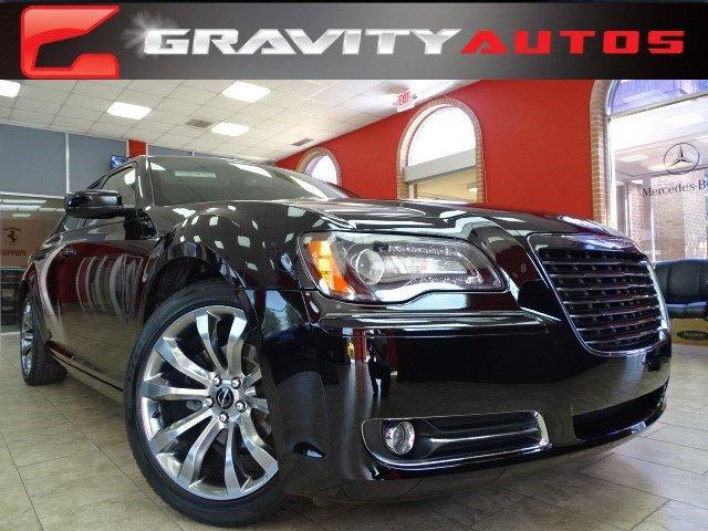 Used 2014 Chrysler 300 300S for sale Sold at Gravity Autos in Roswell GA 30076 1