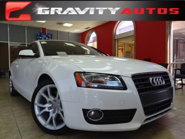 Used 2012 Audi A5 2.0T Premium Plus for sale Sold at Gravity Autos in Roswell GA 30076 1