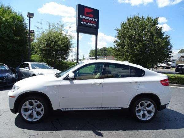 Used 2014 BMW X6 xDrive35i for sale Sold at Gravity Autos in Roswell GA 30076 3