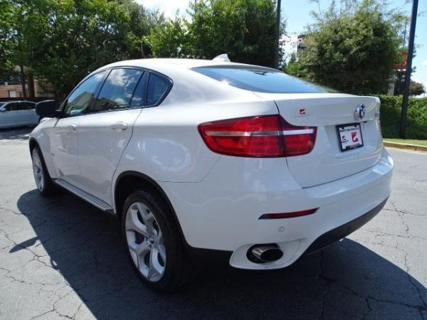 Used 2014 BMW X6 xDrive35i for sale Sold at Gravity Autos in Roswell GA 30076 4