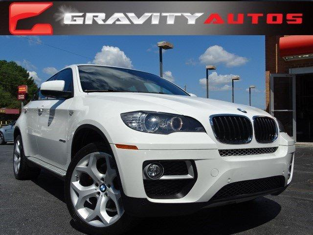 Used 2014 BMW X6 xDrive35i for sale Sold at Gravity Autos in Roswell GA 30076 1