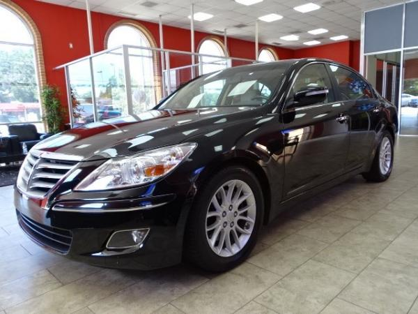 Used 2009 Hyundai Genesis for sale Sold at Gravity Autos in Roswell GA 30076 3