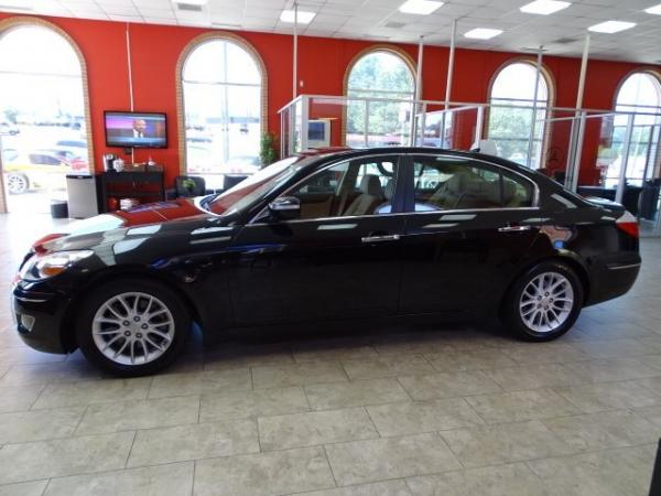 Used 2009 Hyundai Genesis for sale Sold at Gravity Autos in Roswell GA 30076 4