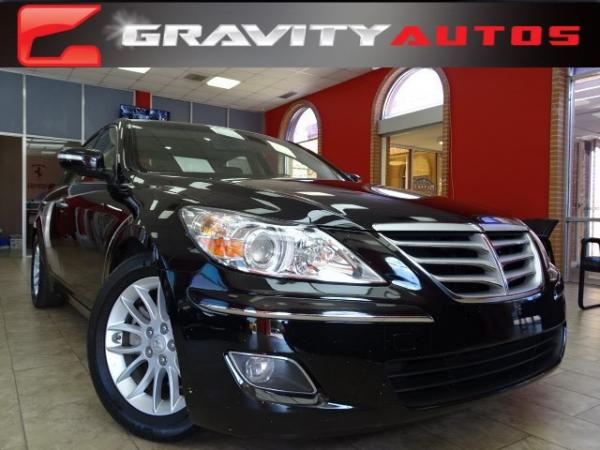 Used 2009 Hyundai Genesis for sale Sold at Gravity Autos in Roswell GA 30076 1