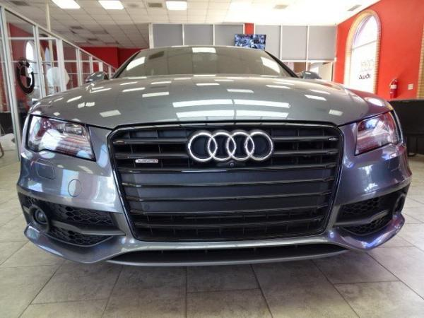 Used 2014 Audi A7 3.0 TDI Prestige for sale Sold at Gravity Autos in Roswell GA 30076 2