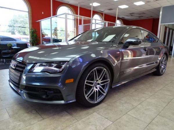 Used 2014 Audi A7 3.0 TDI Prestige for sale Sold at Gravity Autos in Roswell GA 30076 3