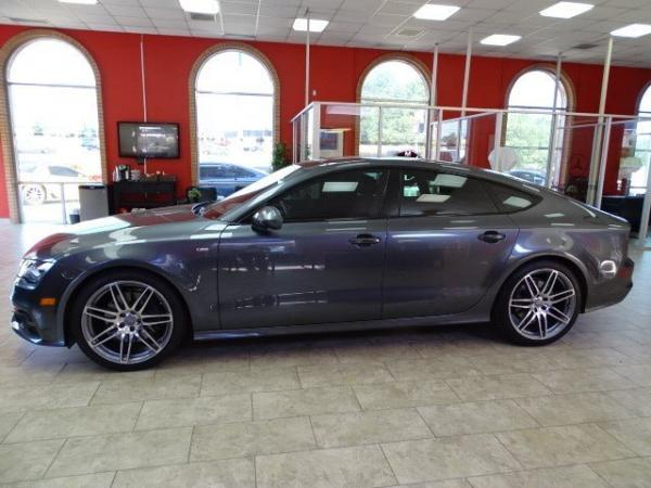 Used 2014 Audi A7 3.0 TDI Prestige for sale Sold at Gravity Autos in Roswell GA 30076 4
