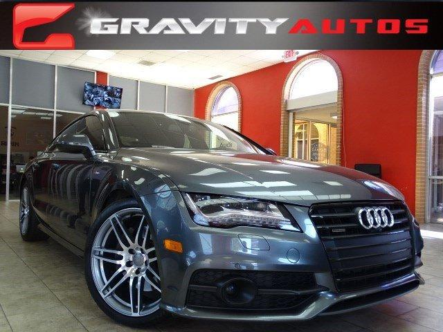 Used 2014 Audi A7 3.0 TDI Prestige for sale Sold at Gravity Autos in Roswell GA 30076 1
