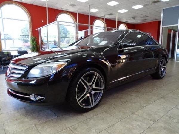 Used 2008 Mercedes-Benz CL-Class V12 for sale Sold at Gravity Autos in Roswell GA 30076 3