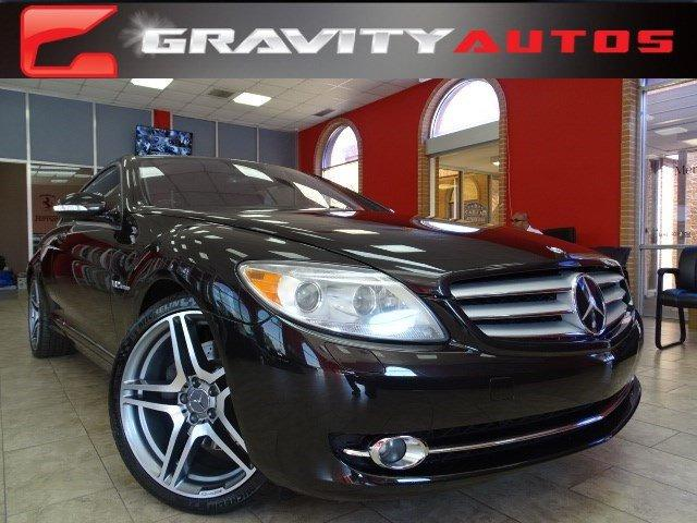 Used 2008 Mercedes-Benz CL-Class V12 for sale Sold at Gravity Autos in Roswell GA 30076 1
