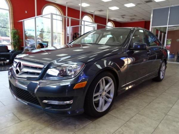 Used 2013 Mercedes-Benz C-Class C250 Sport for sale Sold at Gravity Autos in Roswell GA 30076 3