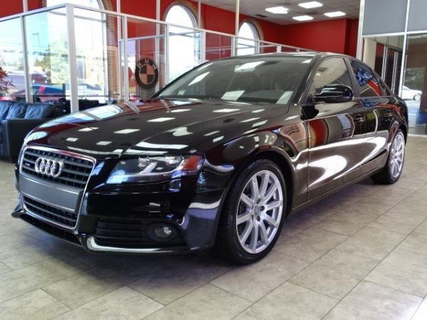 Used 2011 Audi A4 2.0T Premium for sale Sold at Gravity Autos in Roswell GA 30076 3