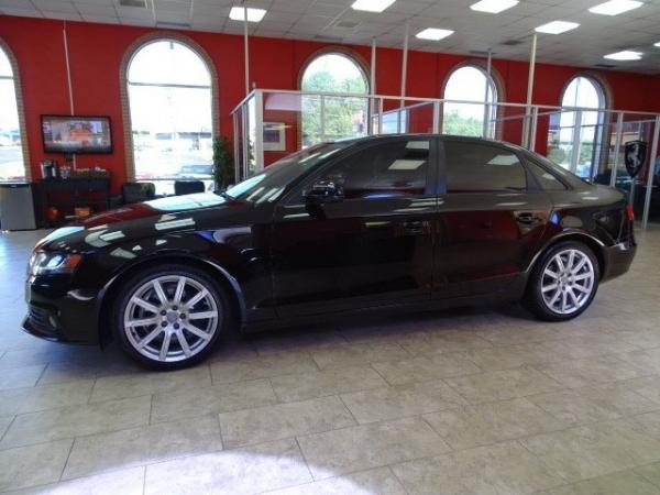 Used 2011 Audi A4 2.0T Premium for sale Sold at Gravity Autos in Roswell GA 30076 4