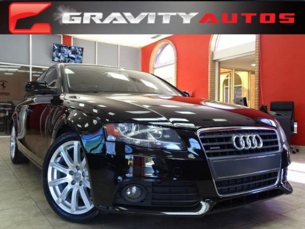 Used 2011 Audi A4 2.0T Premium for sale Sold at Gravity Autos in Roswell GA 30076 1