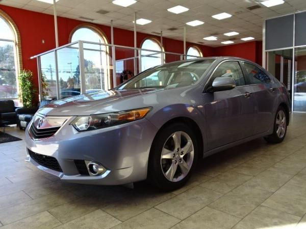 Used 2011 Acura TSX Tech Pkg for sale Sold at Gravity Autos in Roswell GA 30076 3