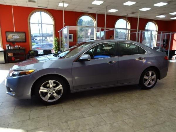 Used 2011 Acura TSX Tech Pkg for sale Sold at Gravity Autos in Roswell GA 30076 4