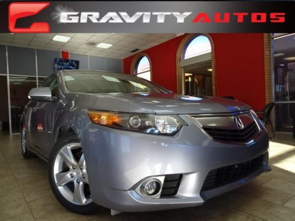 Used 2011 Acura TSX Tech Pkg for sale Sold at Gravity Autos in Roswell GA 30076 1