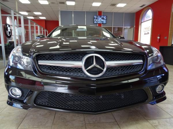 Used 2012 Mercedes-Benz SL-Class SL550 for sale Sold at Gravity Autos in Roswell GA 30076 2