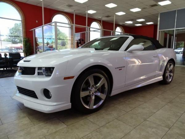 Used 2012 Chevrolet Camaro 2SS for sale Sold at Gravity Autos in Roswell GA 30076 3