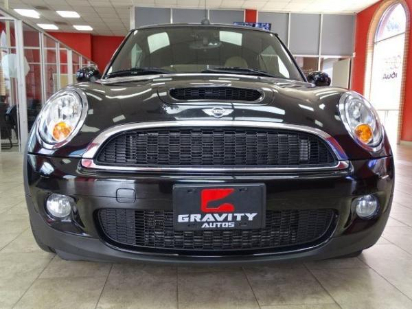 Used 2009 MINI Cooper Convertible S for sale Sold at Gravity Autos in Roswell GA 30076 2