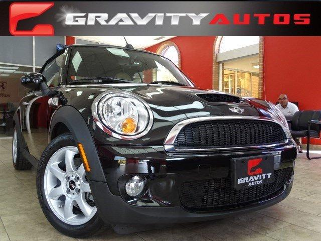 Used 2009 MINI Cooper Convertible S for sale Sold at Gravity Autos in Roswell GA 30076 1