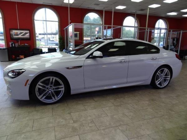 Used 2014 BMW 6 Series 650i for sale Sold at Gravity Autos in Roswell GA 30076 4